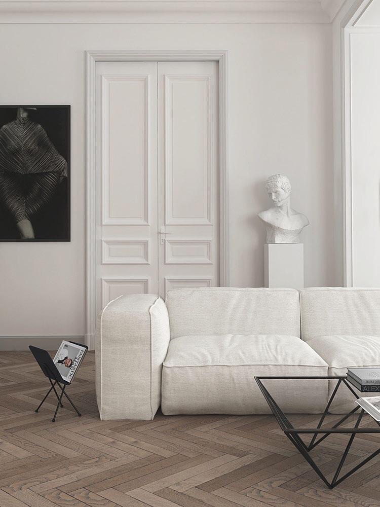 White Sofa Pros / Cons - Love Daily Dose