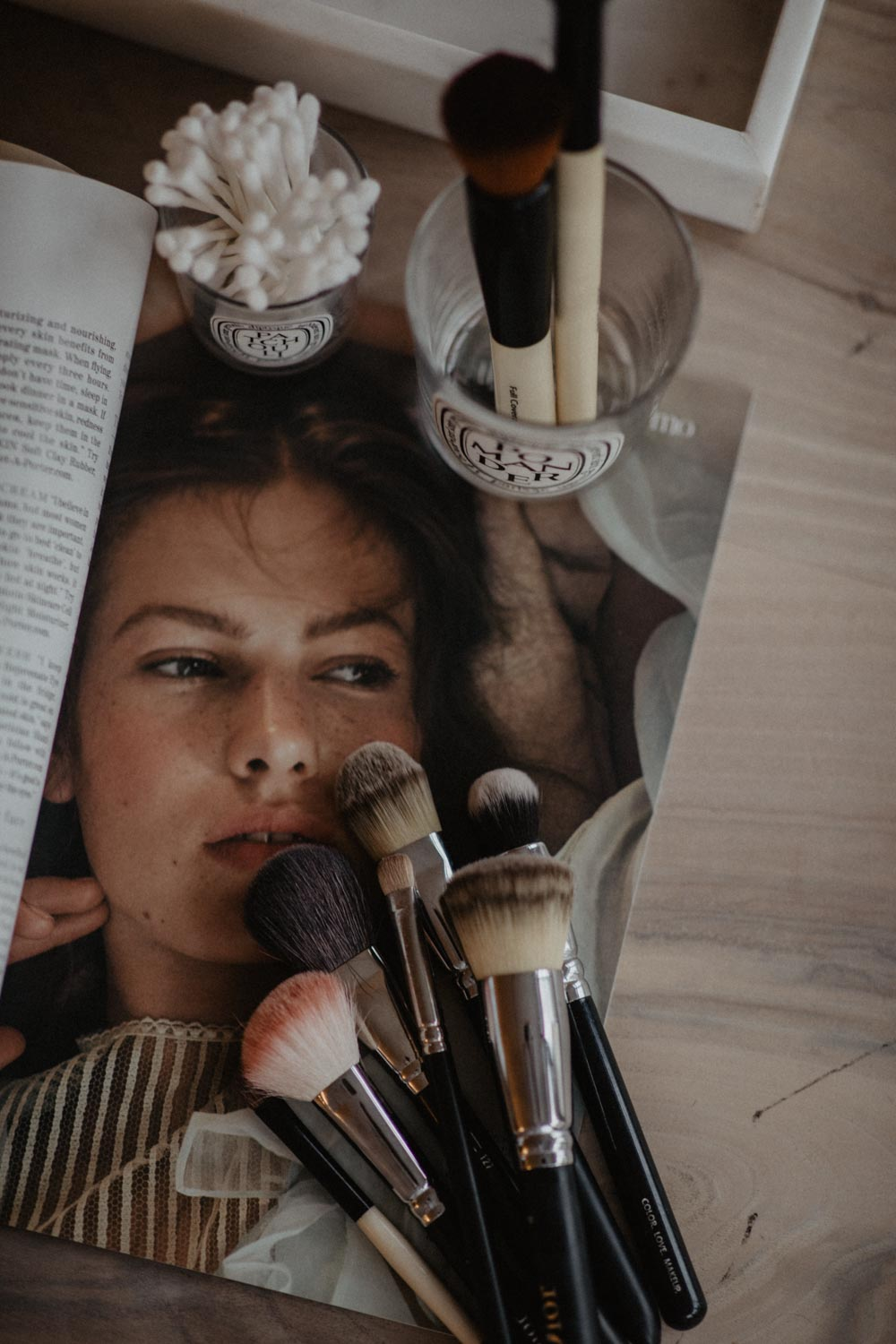 Make Up Brush Care: Die richtige Pflege für Pinsel