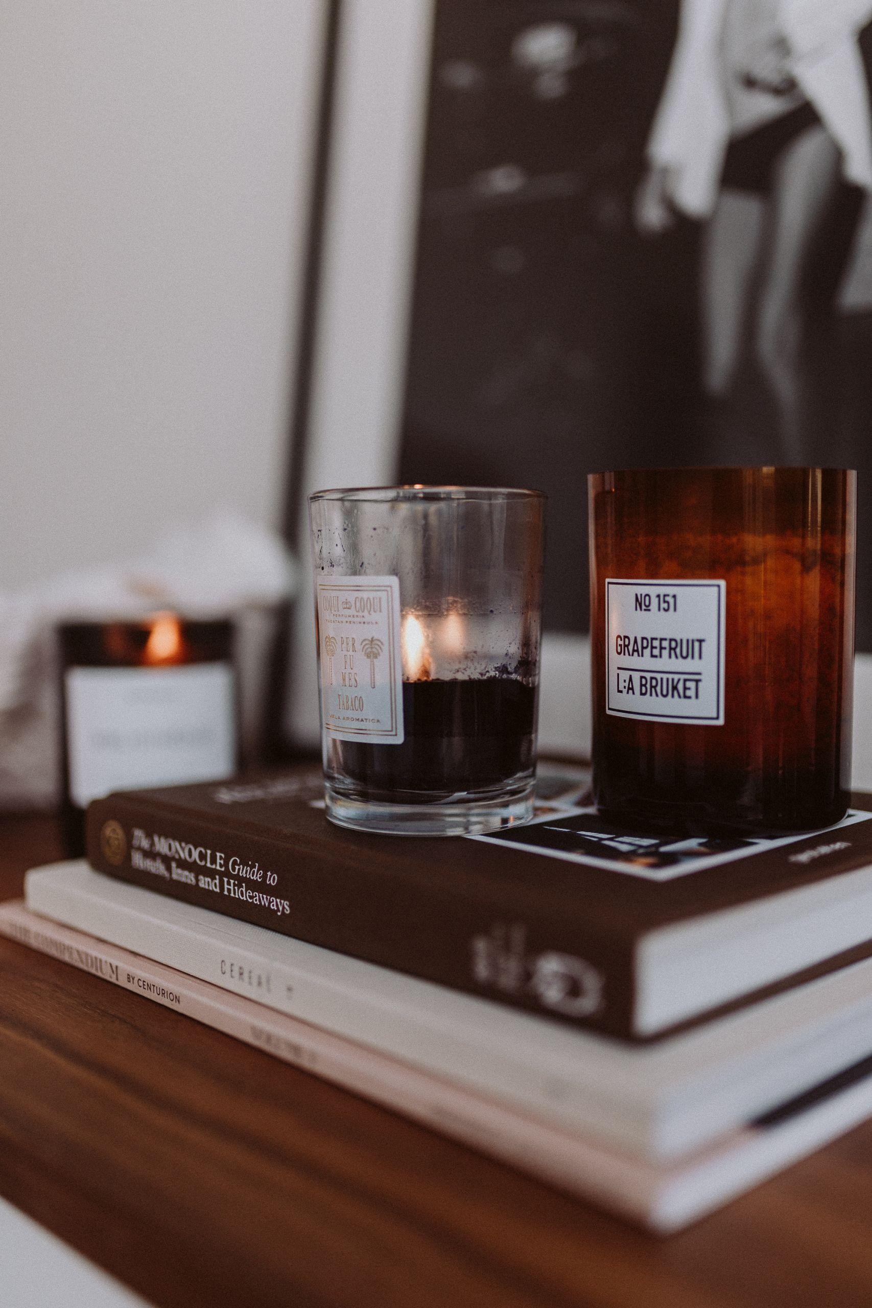 Top 5 Duftkerzen für Zuhause - Love Daily Dose