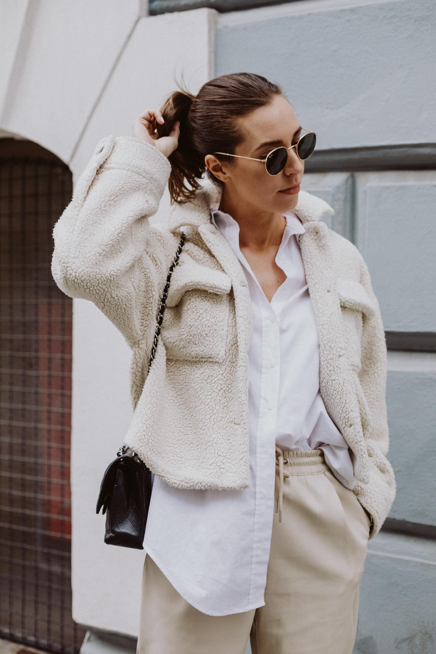 Editor's Pick Vanilla Cream Outfit