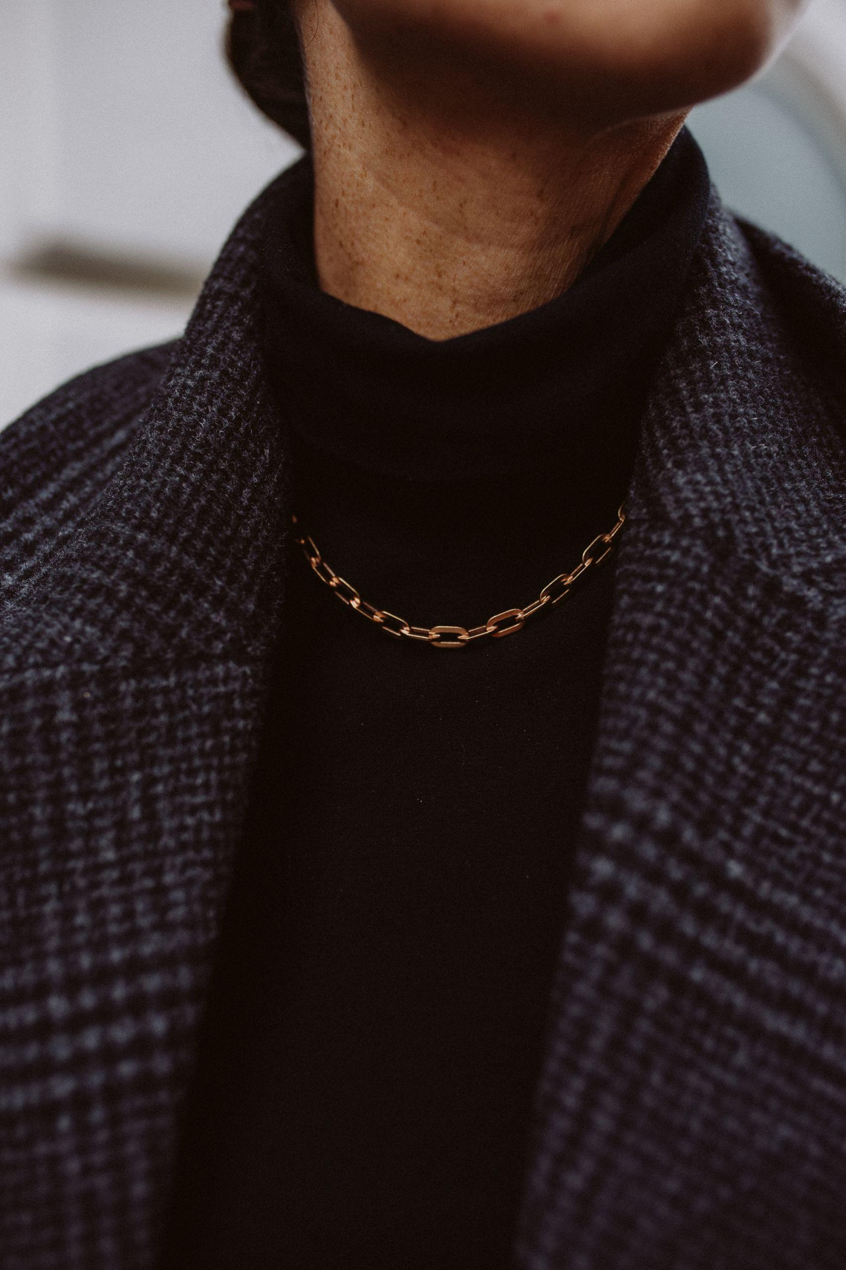 Chunky Chain Trend: Grobgliedrige Ketten jetzt im Trend - Love Daily Dose