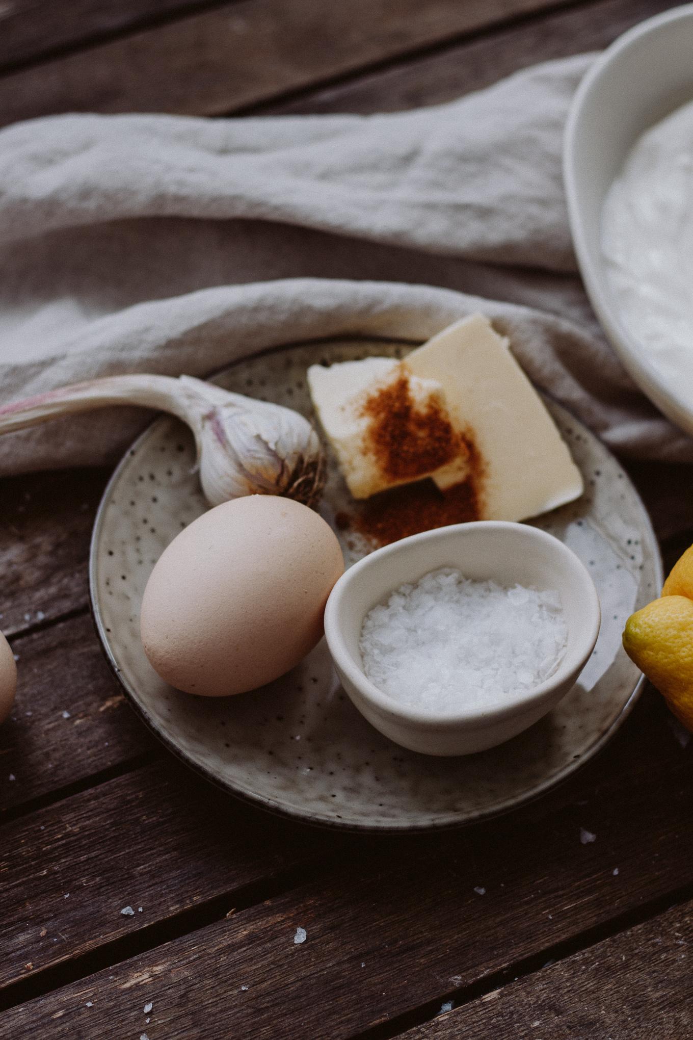 The Daily Dose Rezept Frühstück türkische Eier Cilbir