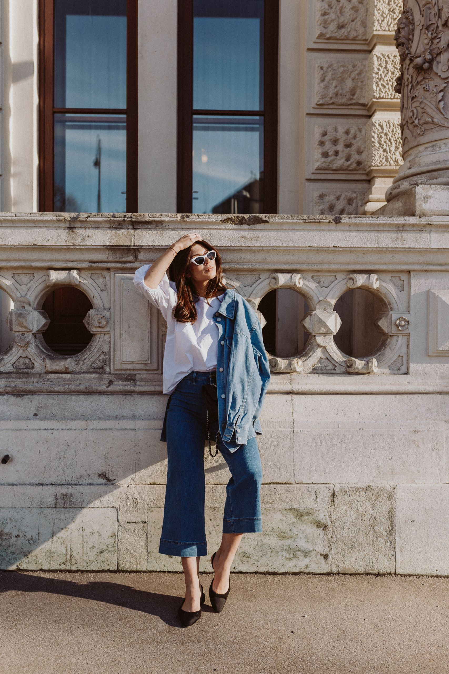 H&M x The Daily Dose Spring Looks: Denim Style - Love Daily Dose