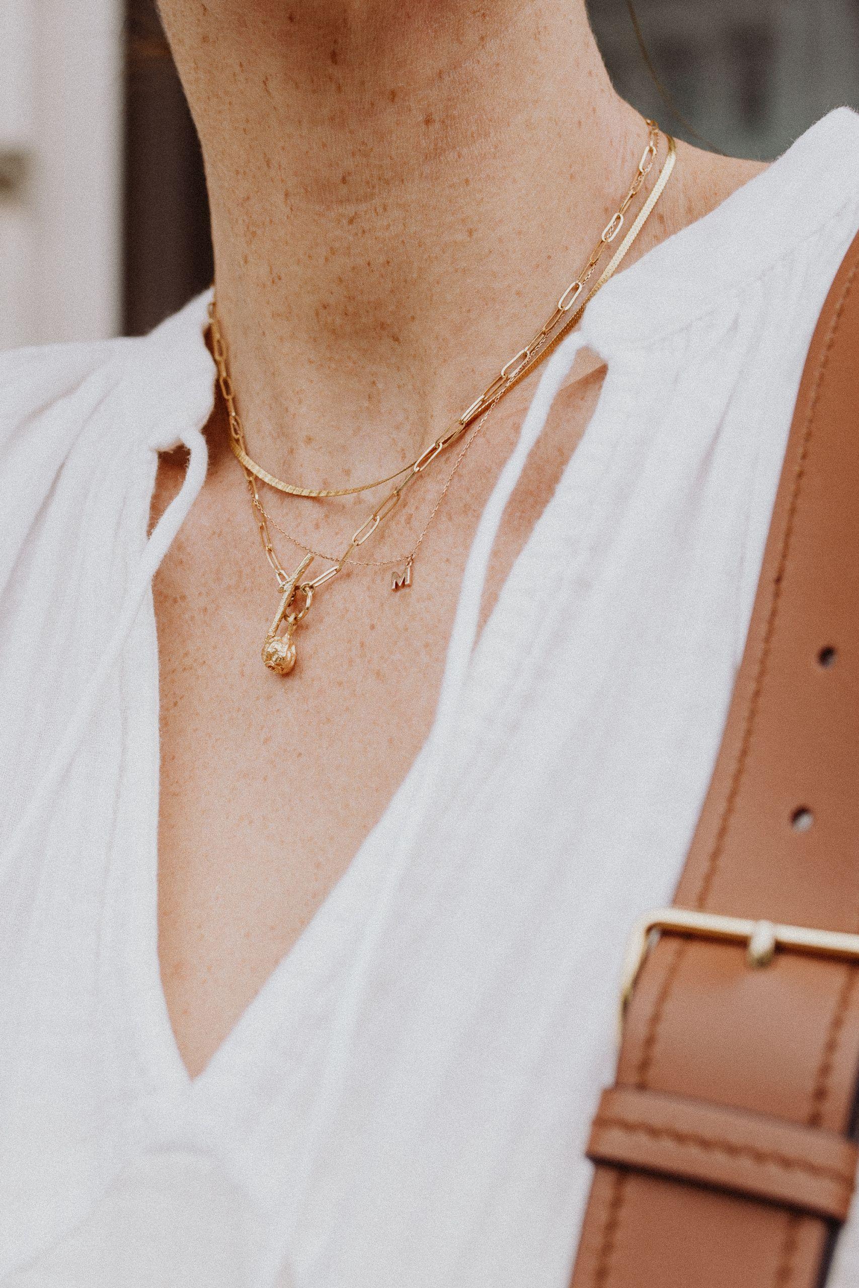 Die schönsten Sommerkleider in Weiß: Maxikleider und Kaftans - Love Daily Dose