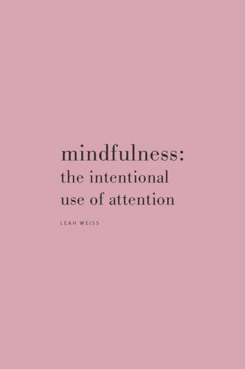 Was ist Mindfulness Based Stress Reduction? - Love Daily Dose
