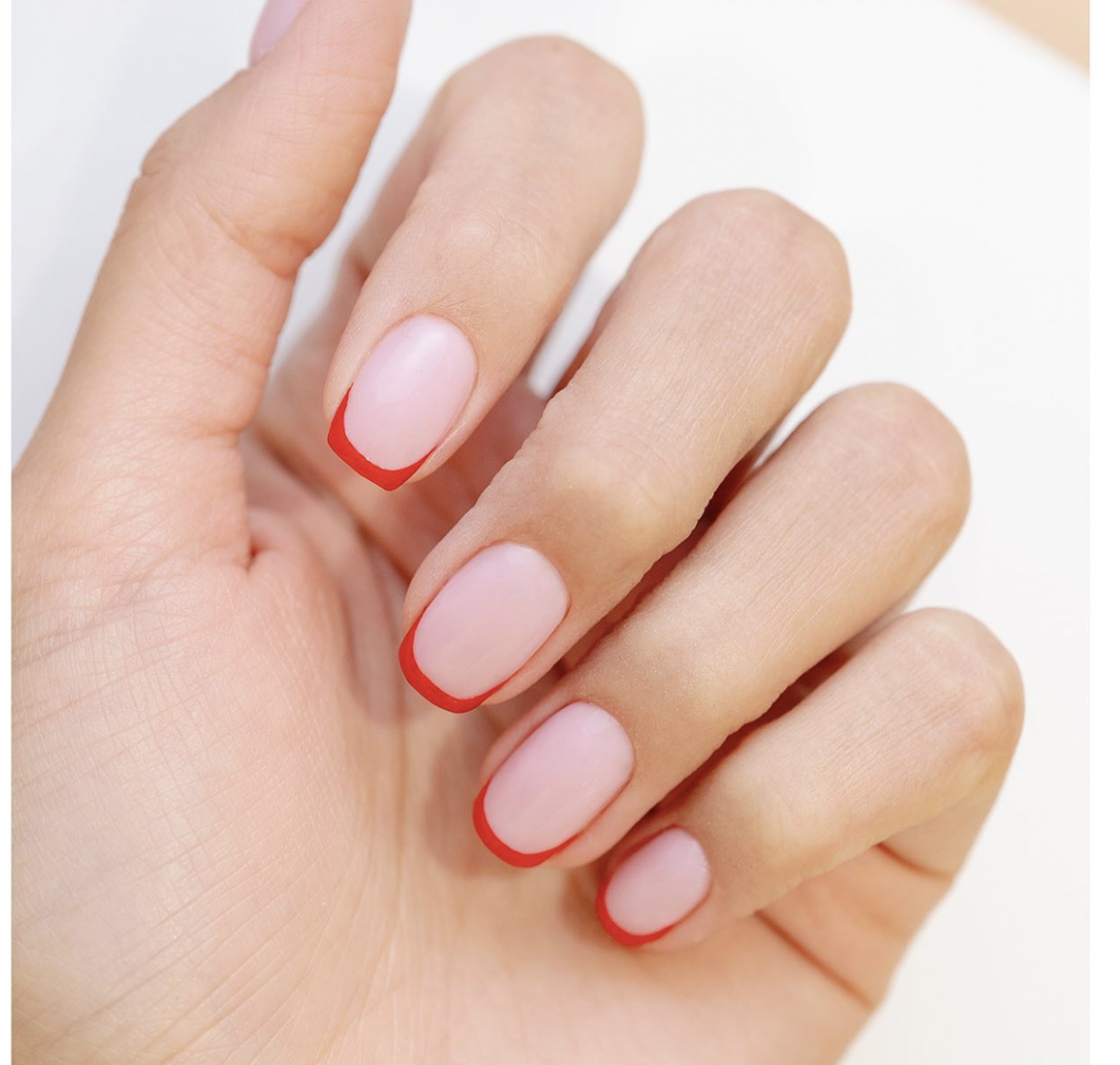 Colored French Manicure (Summer Nail Trend) - Love Daily Dose