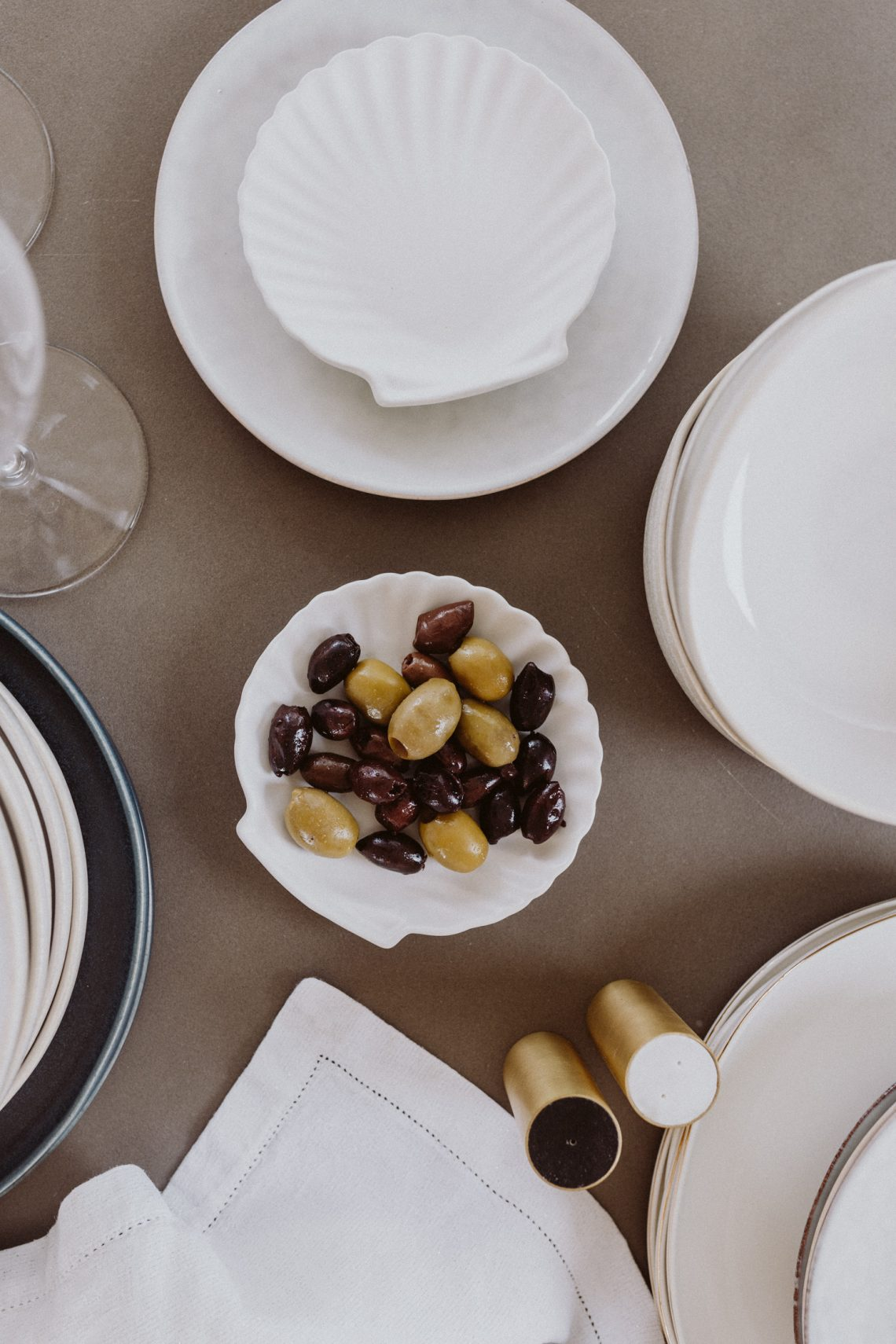 Interior Update: Our Tableware Selection
