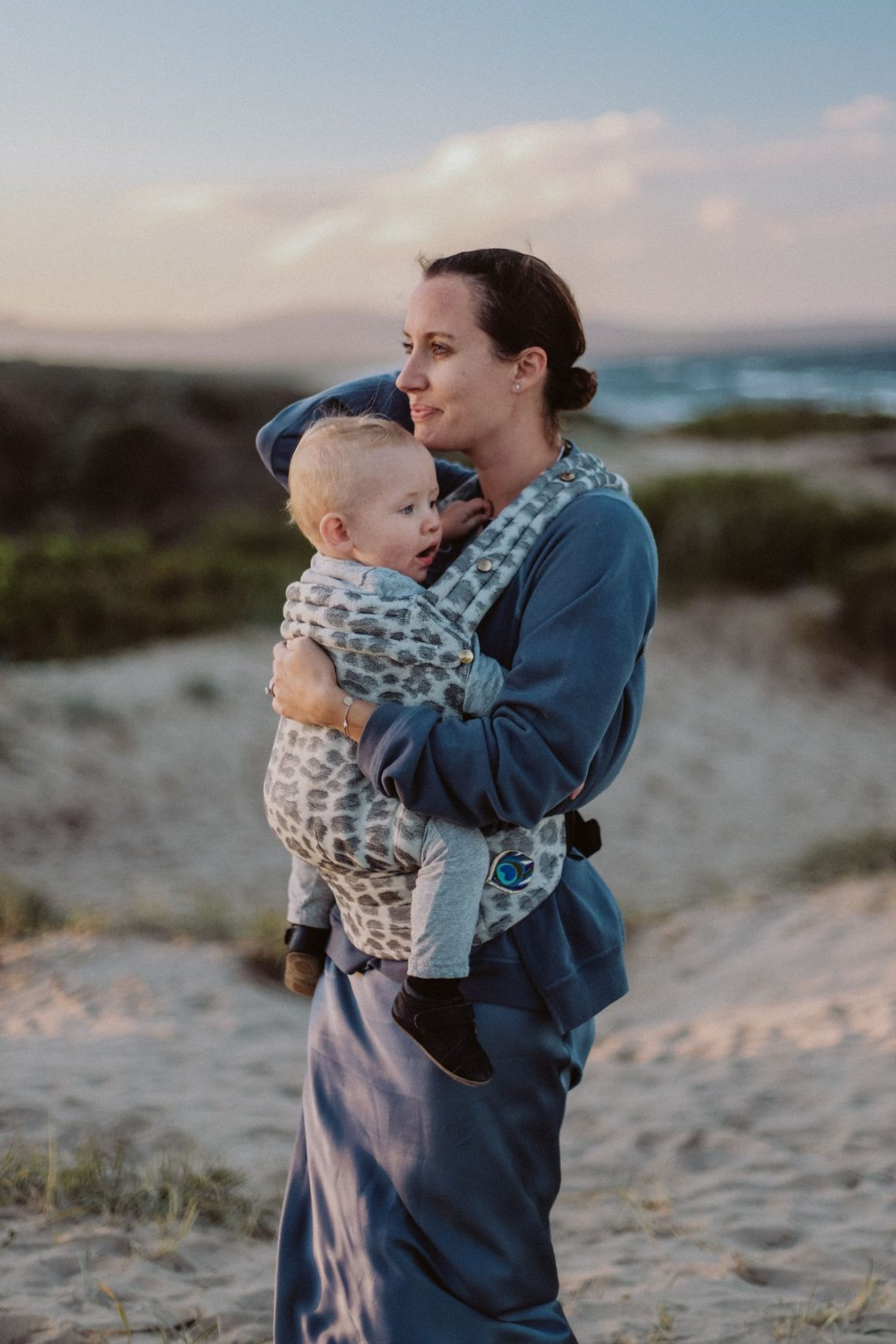 Behind The Brand:  Artipoppe Baby Carriers