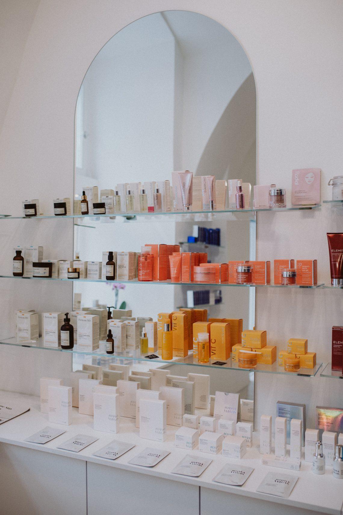 Vienna Picks: Dear Skin, Beauty Concept Store