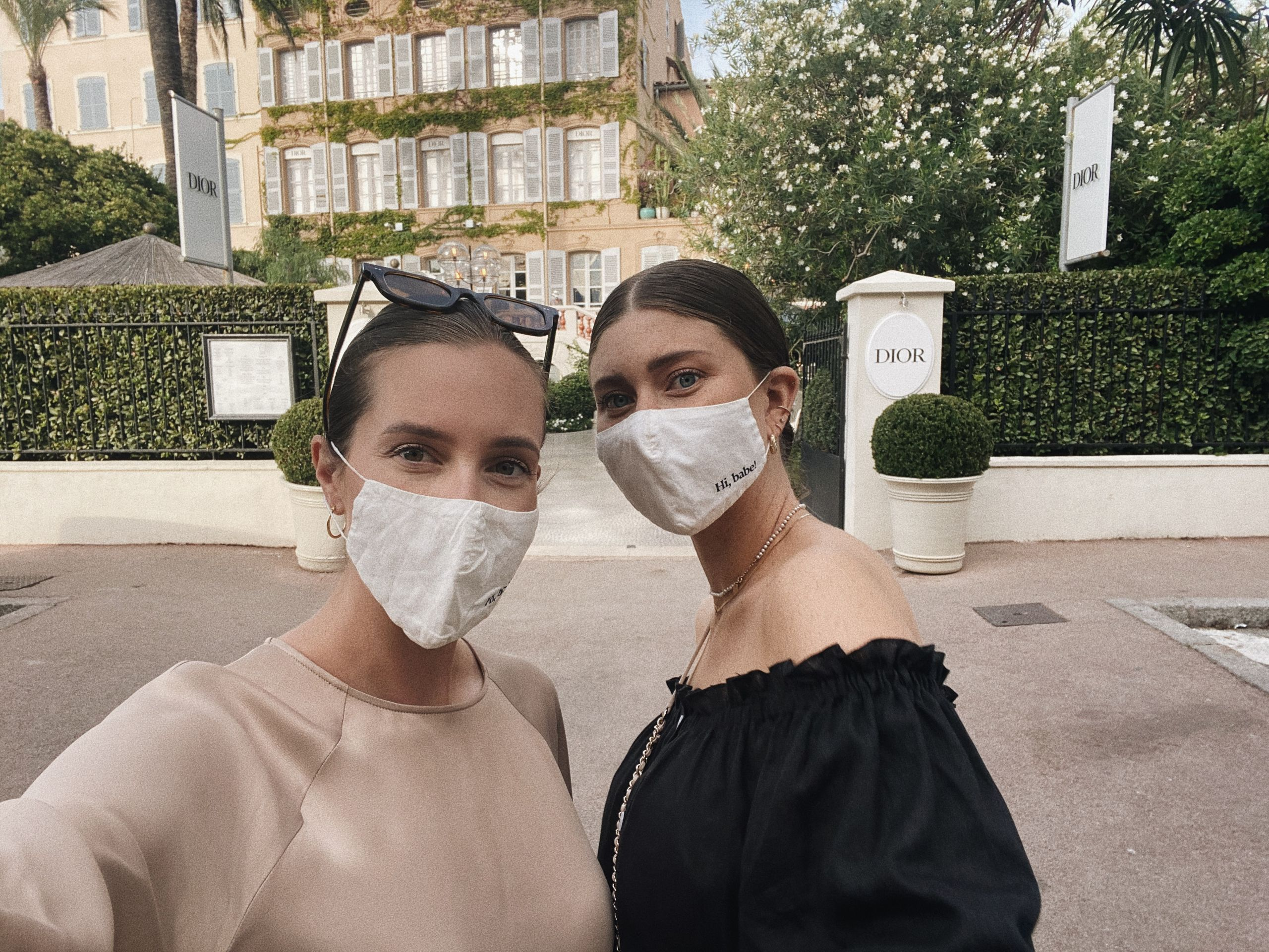 Travel Diary: Côte d'Azur Girls Trip / Hotel Review Les Roches Rouges - Love Daily Dose
