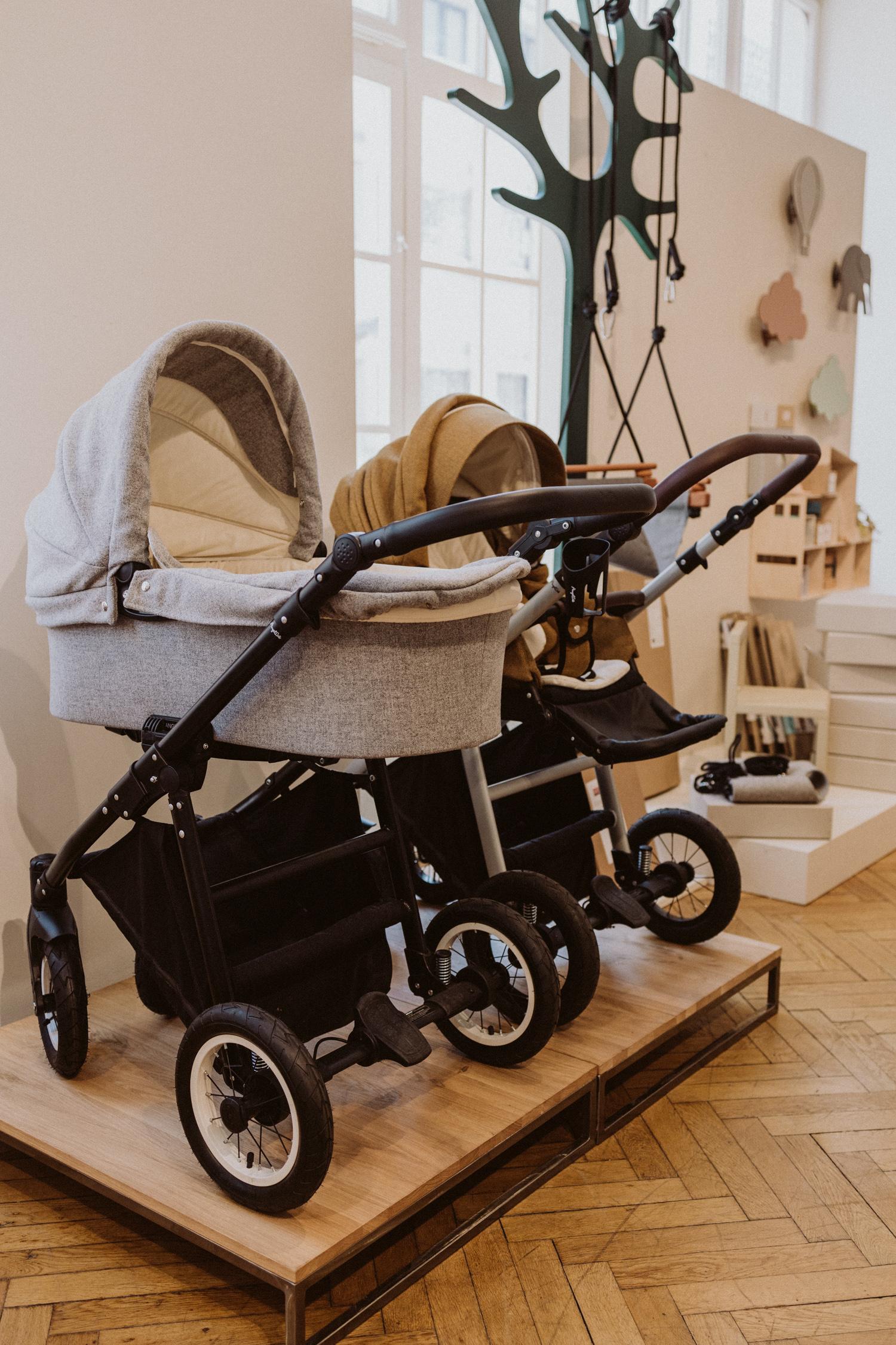 Herr Und Frau Klein Kindergeschäft in Wien