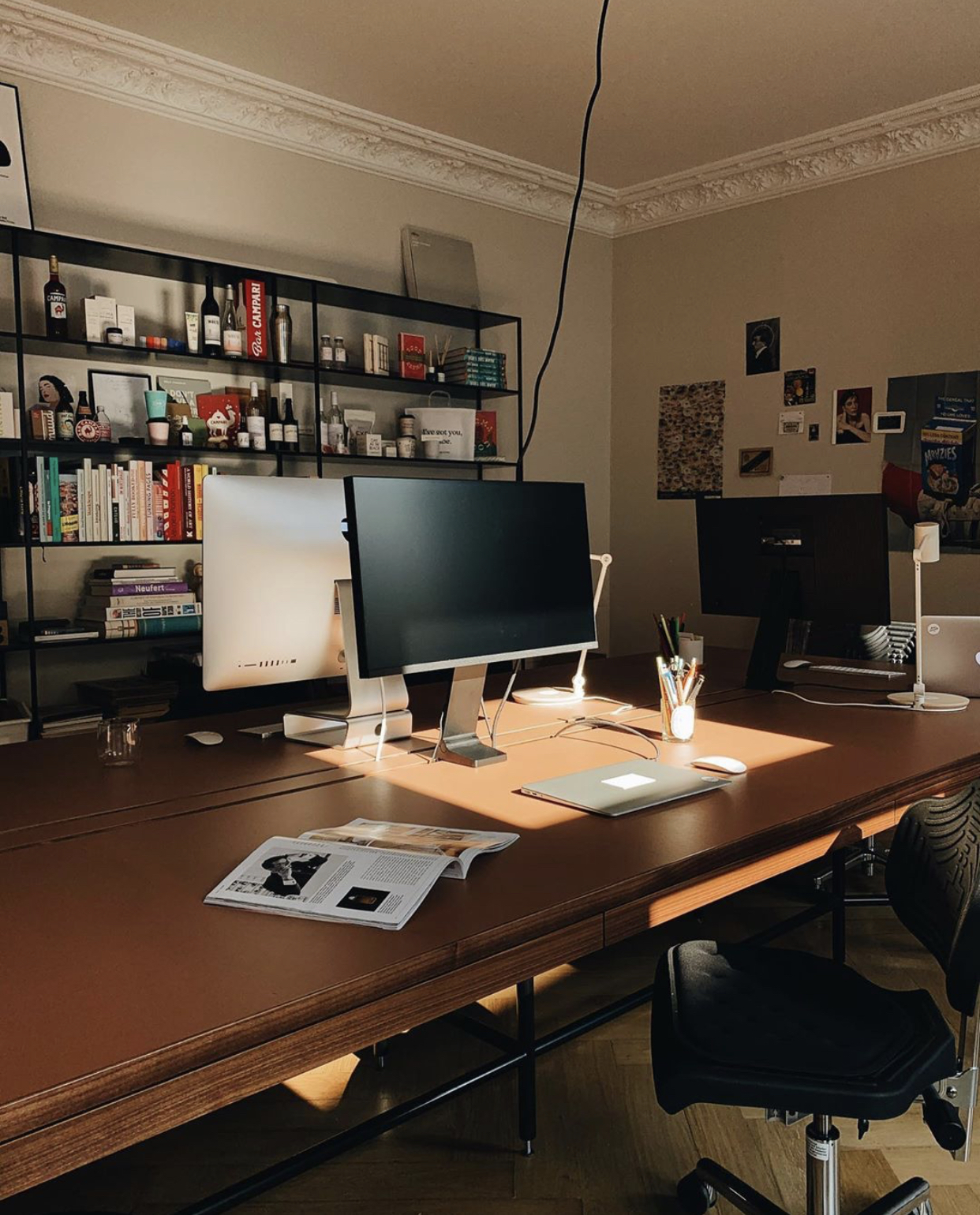 Home Office Inspiration meets Guestroom: Form vs. Function - Love Daily Dose
